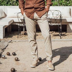 NWT🇫🇷 Les Canebiers Khakis Chino Pants